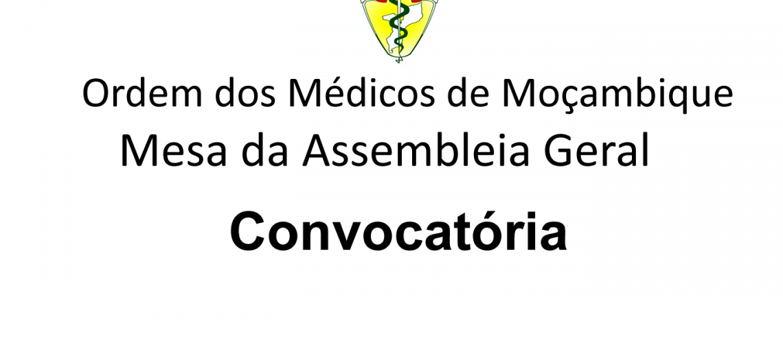 Convocatória -MAG